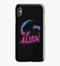 ALIEN EIGHTEES movie old good style eightees covenant nostromo iPhone Case/Skin