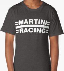 Martini Racing monochrome (white) Long T-Shirt