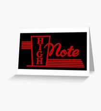 The Hi-Note Greeting Card