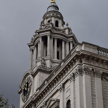 St Paul's Tower by babibell