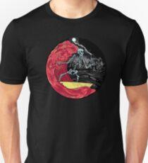 Death Skull On Hell T-Shirt