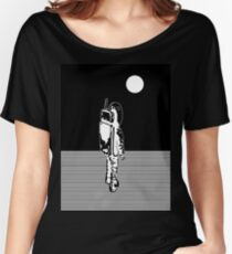 Spaceman Women's Relaxed Fit T-Shirt