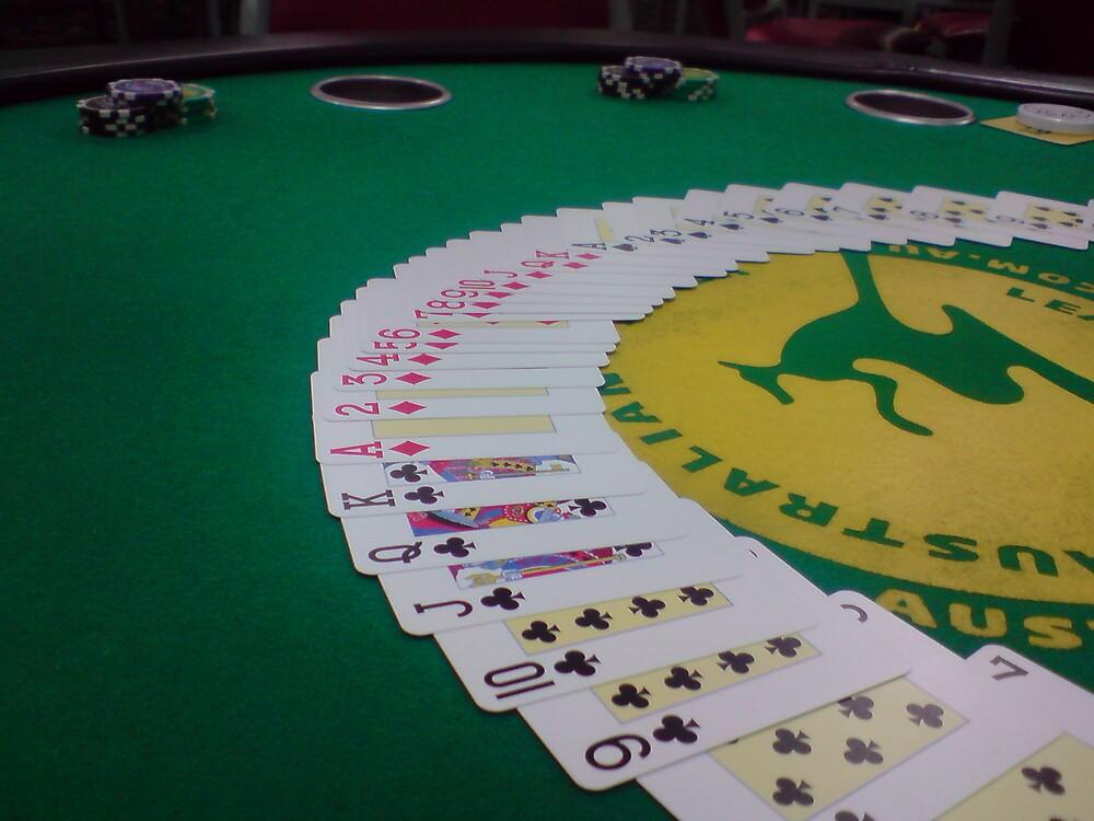 Poker Night by Dylan Nelson