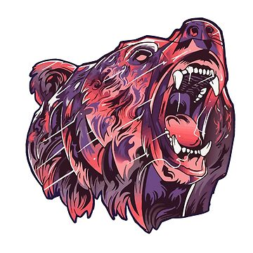 Beast Bear Grizzly by Himmathrely