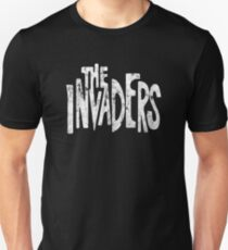 The Invaders vintage style logo T-Shirt