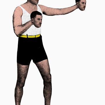 The Boxer by BertOlt