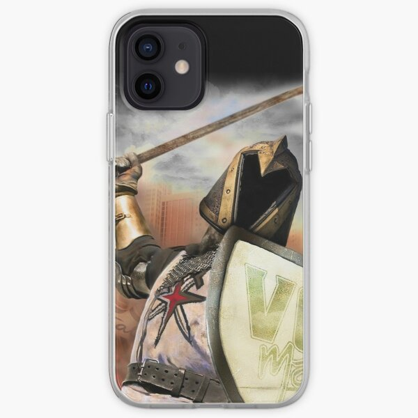 The Knight iPhone Soft Case
