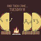 Tuesday by Teo Zirinis