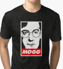 Jacob Rees-Mogg Aesthetic Tri-blend T-Shirt