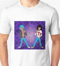Stuart Pot and Joey Ramone outfit swap T-Shirt