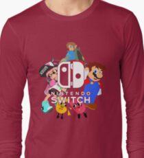 Nintendo Switch Long Sleeve T-Shirt