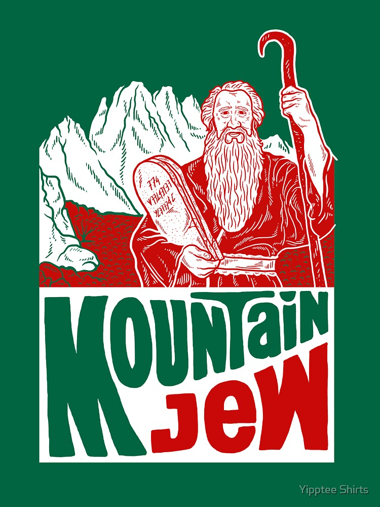 Mountain Jew by dumbshirts