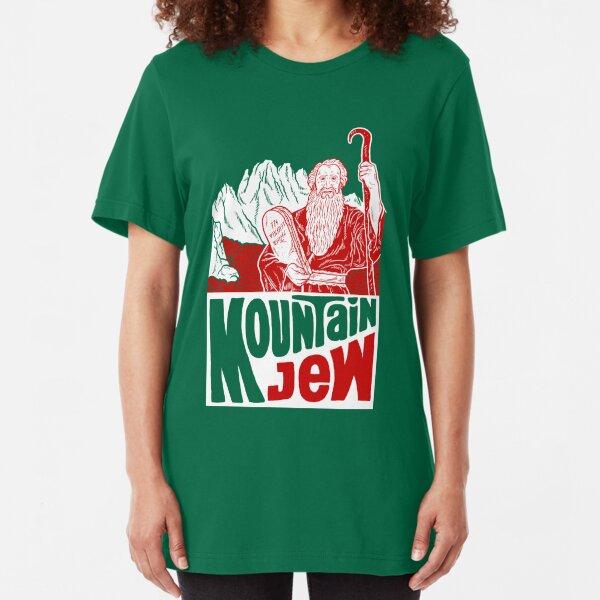 Mountain Jew Slim Fit T-Shirt