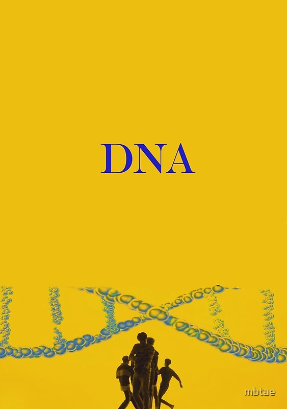 bts - DNA\