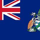Ascension Island Flag Products by Mark Podger