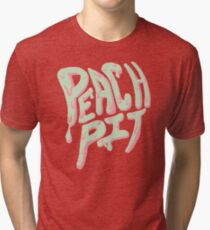 Pfirsichgrube Vintage T-Shirt