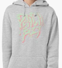 Peach Pit Pullover Hoodie
