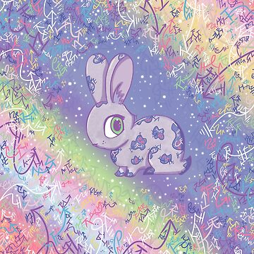 Brave Little Bunny by vanillakirsty