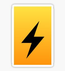 Electric Type Sticker