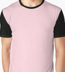 On Trend-Millennial Pink Graphic T-Shirt
