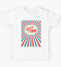 Keepin It 100 - Starburst Version Kids Clothes