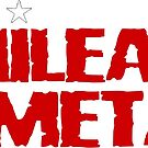 Chileanmetal.net logo (black t-shirts) by Ignacio Orellana Alarcon