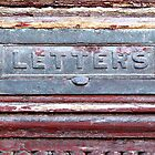 Letter Slot by Ethna Gillespie
