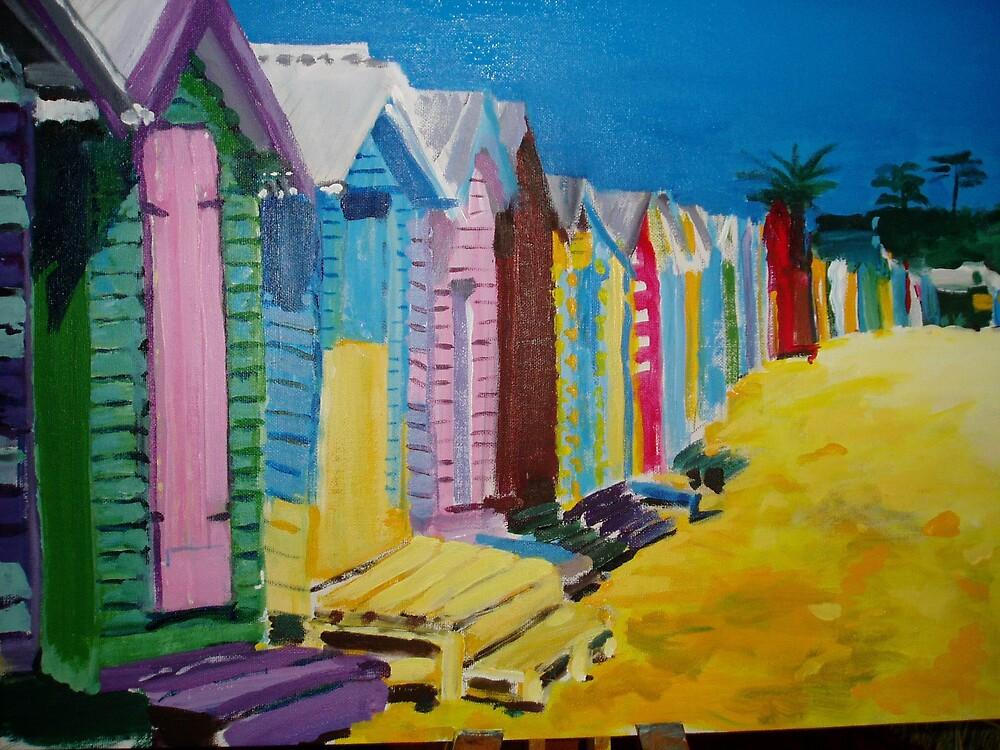 swim houses by karen500