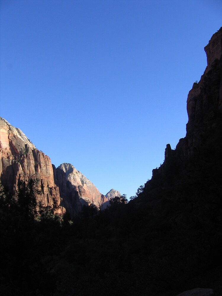 Zion - Southernly View by Luke Brannon