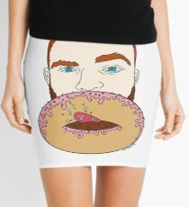 Donut Hole Mini Skirt