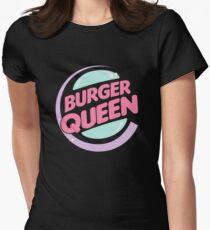 Burger Queen Women's Fitted T-Shirt
