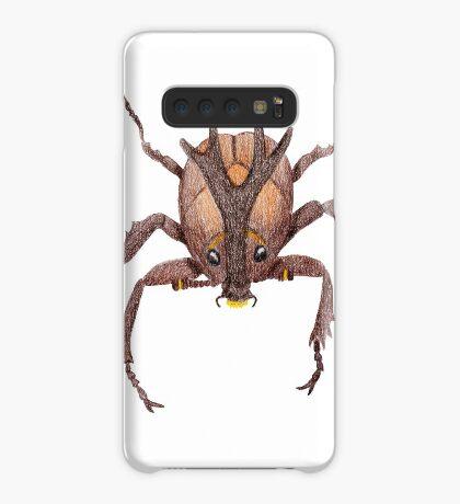 Japanese Rrhinoceros Beetle Case/Skin for Samsung Galaxy