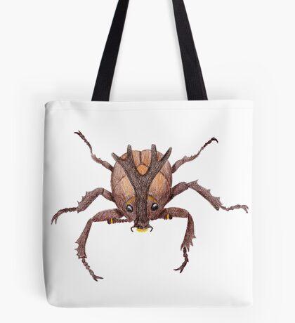 Japanese Rrhinoceros Beetle Tote Bag