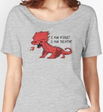 Baby Smaug Women's Relaxed Fit T-Shirt