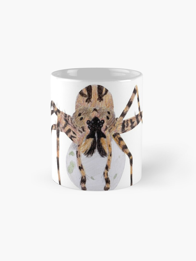 Alternate view of Spider with an Egg Sack Mug