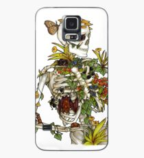 Bones and Botany Case/Skin for Samsung Galaxy