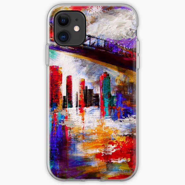 Bris-side story iPhone Soft Case