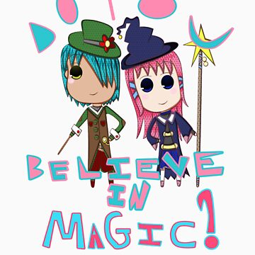 Do you Believe in Magic? by Renna