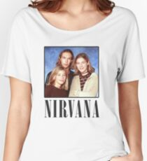 Fake Band cover Women's Relaxed Fit T-Shirt