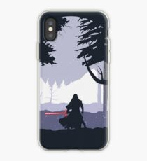Kylo Ren - Minimal iPhone Case