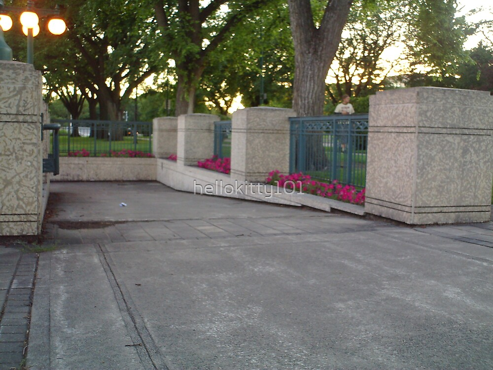 flower beds by hellokitty101