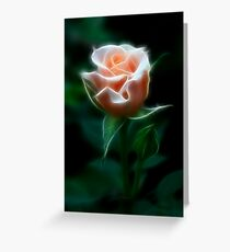 Delight In Beauty Greeting Card
