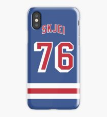Brady Skjei #76 iPhone Case/Skin