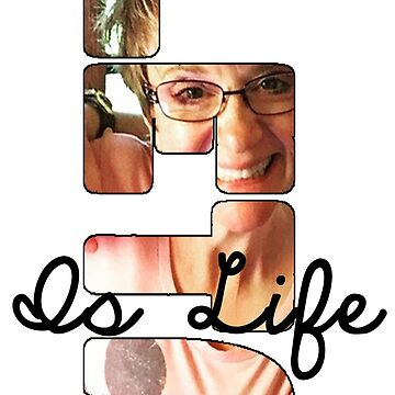 Leta Is Life Design by MsThomEGemcity