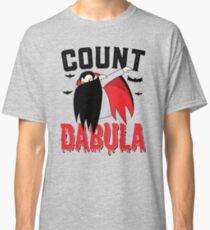 Halloween Dab T-Shirt Count Dabula Tee Vampire Dabbing Hip Hop Dance Classic T-Shirt