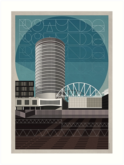 Rotunda III by Brumhaus