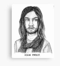 Kevin Parker Canvas Print