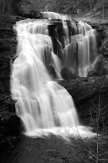 Bald River Falls III by Gary L   Suddath
