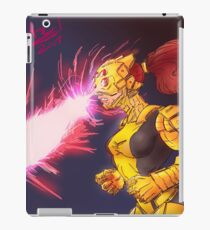 Comic book character iPad Case/Skin