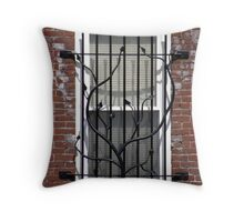 Great Grate! Throw Pillow